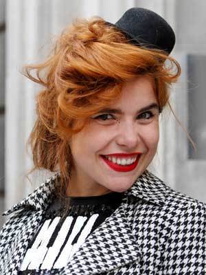Paloma Faith | Celebrity hair | Pictures | Now Magazine | Celebrity Gossip | Fashion | News | Photos