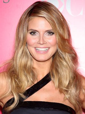 Heidi Klum | Celebrity hair | Pictures | Now Magazine | Celebrity Gossip | Fashion | News | Photos