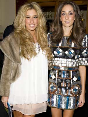 Stacey Solomon & sister | Celebrity Spy | Pictures | Now Magaine