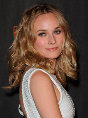 Beuty news|Diane Kruger|peoples choice awards|holywood hair