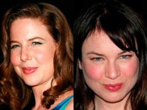 Renee Zellweger & Robin Weigert | Celebrity lookalikes| Doubles | Pictures | Photos | Pics | Now Magazine