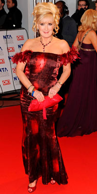 Beverley Callard: | National TV Awards 2010 | Pictures | Soap stars | Now magazine