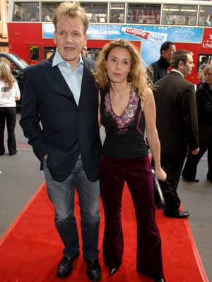Gordon Ramsay and wife Tana Ramsay - a marriage in the