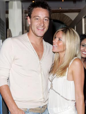 | John Terry & Toni Poole - a love story in pictures | celebrity gossip | pictures