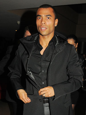 Ashley Cole | Cheryl and Ashley Cole: The story so far | Now Magazine | Celebrity pictures