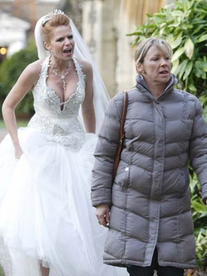 EastEnders: Ricky Butcher and Bianca Jackson