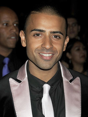 MOBO Awards 2008 - Jay Sean goes for the suited and booted look