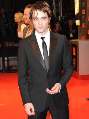 BAFTA Awards: Robert Pattinson| pictures | now magazine | celebrity gossip