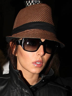Cheryl Cole | Cheryl Cole arrives back in UK | pictures | now magazine