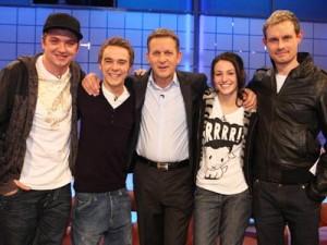Jeremy Kyle and Coronation Street Cast