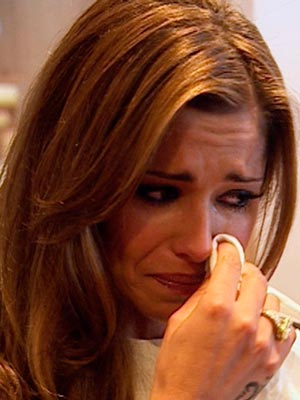Cheryl Cole | Crying | Picture | Celebrity news
