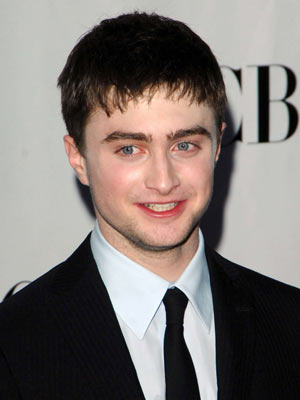 No. 9 Teen Idol: Daniel Radcliffe spreads his wings