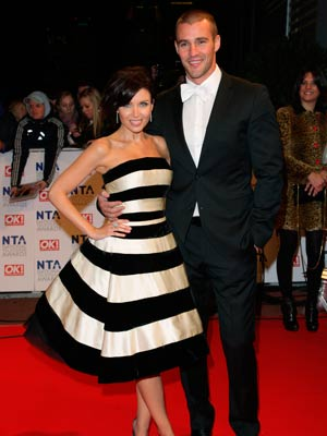 Dannii Minogue & Kris Smith| National TV Awards 2010 | Pictures | Celebrity news | Gossip