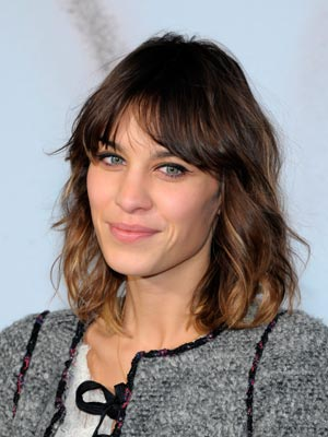 Alexa Chung | Celebrity hair | Pictures | New styles | Latest | Hair | Now | Photos | Hairstyles