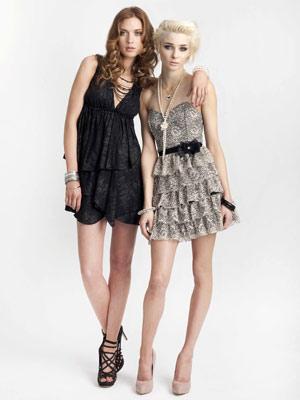 Miss Selfridge's Gossip Girl range | pictures | now magazine | fashion |
