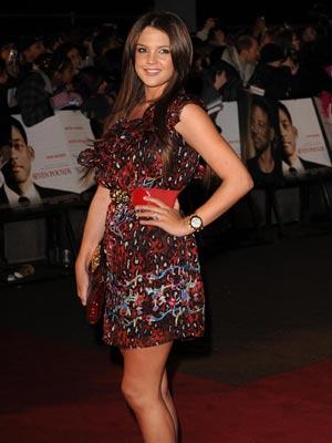 Danielle Lloyd   Danielle Lloyd looks stylish   Pictures   Now Magazine   Celebrity Gossip