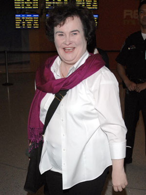Susan Boyle I Want To Have My Teeth Done Celebsnow