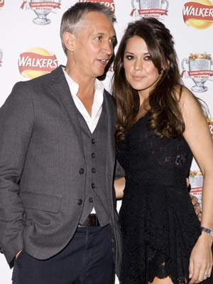 Gary & Danielle Lineker| Walkers Launch Party | pictures | Now magazine