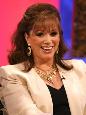 Jackie Collins | pictures | now magazine | celebrity gossip