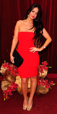 Jennifer Metcalfe | British Soap Awards 2010 | Pictures | Photos | Star Style | Celebrity fashion | Dress | Dresses