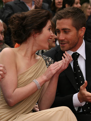 VIDEO Gemma Arterton: I was flabbergasted by Jake ...