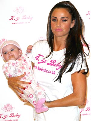 Katie Price | KP BABY | fashion | celebrity | photos | latest