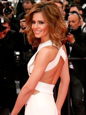 Cheryl Cole | White dress | Bandage | Cannes | Pictures