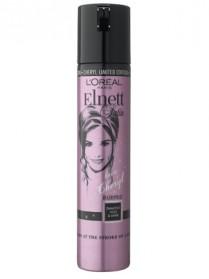 Cheryl Cole   LOreal Elnett   Love Cheryl   Hairspray