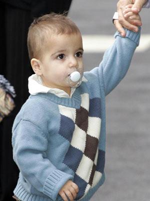 Celebrity baby names J: Junior