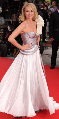 BAFTA Awards | Amanda Holden | Celebrities | Photos | Pictures | Now Magazine