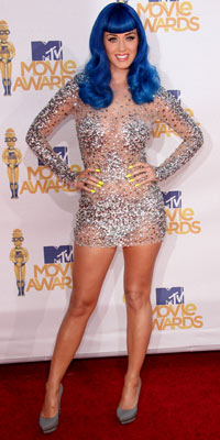 2010 MTV Movie Awards | Katy Perry | Pictures | Photos | Celebrity Gossip | Now Magazine