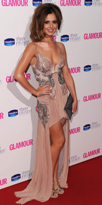 Glamour Awards | Cheryl Cole | Celebrities | Photos | Pictures | Now Magazine