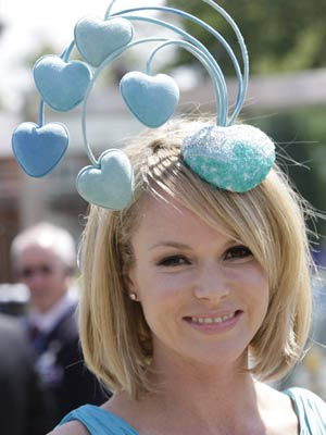 Amanda Holden | Celebrity Hair | Now Magazine | Fashion | Pictures | Celebrity gossip | Photos