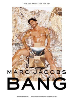 Marc Jacobs | Beauty News | Bang | new mens fragrance
