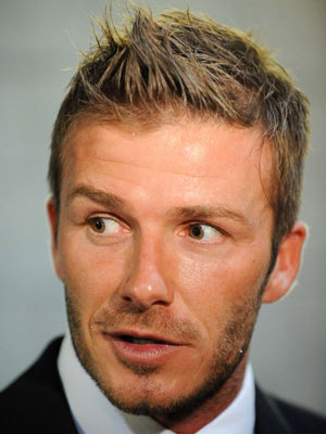 David Beckham | swine flu symptoms | Pictures | Now Magazine | Celebrity Gossip