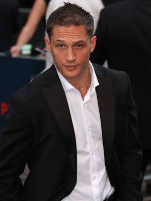 Tom Hardy | The Inception | Gallery | New Pictures | Celebrity Photos