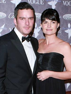 Balthazar Getty and wife Rosetta