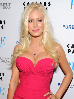 The Celebrity Boob Job | Heidi Montag | Photos | Celebrity Gossip | Now Magazine