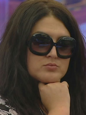Nadia Almada | Ultimate Big Brother: The housemates on Josie Gibson and John James Parton | Big Brother | Celebrity | New Pictures | Now Magazine