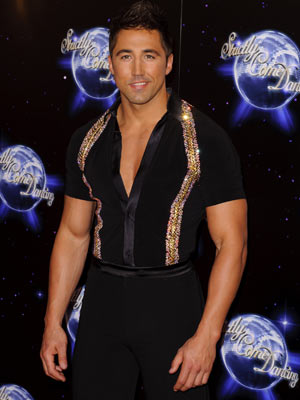 Gavin Henson | Strictly Come Dancing Season 8 Launch Show | Celebrities | Pictures | Photos | Now Magazine