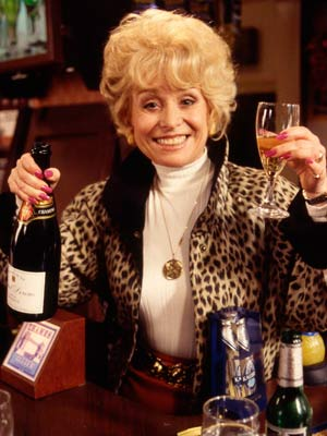 Barbara Windsor | Celebrity | Queen Vic | goodbye | pictures | Pictures | Now  | New | Photos | Celebrities