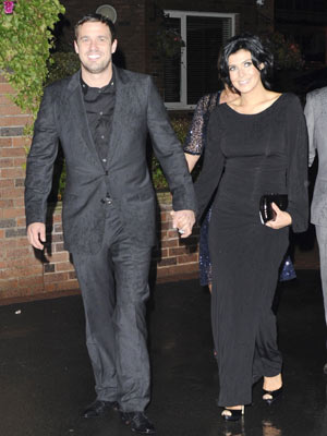 Jamie Lomas and Kym Marsh | Hollyoaks Charity Ball 2010 | Pictures | Now Magazine | Celebrity Gossip