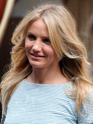 Cameron Diaz | Celebrity hair | Pictures | New styles | Latest | Hair | Now | Photos | Hairstyles