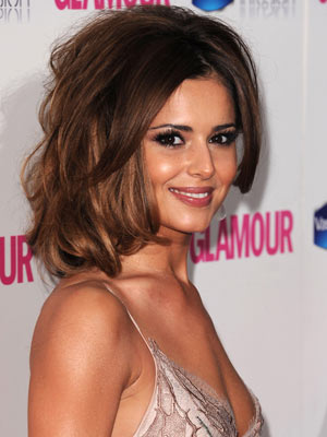 Cheryl Cole's big hair style secret - Celebs Now