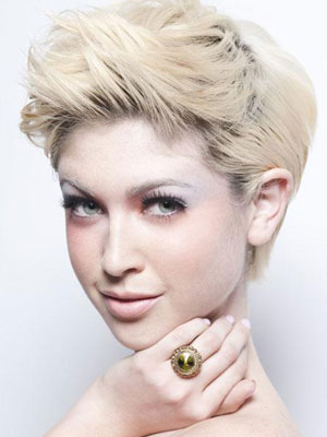 Tiffany Pisani | Revlon | Beauty News | Britain's Top Model