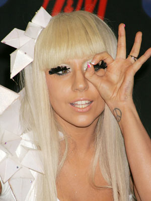 Lady Gaga | Fringes | Celebrity Hair | Star Style | Pictures | Now Magazine | Celebrity Gossip