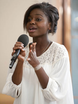 The X Factor 2010 Final 32 - Gamu Nhengu | pictures | Now magazine | celebrity gossip | TV news
