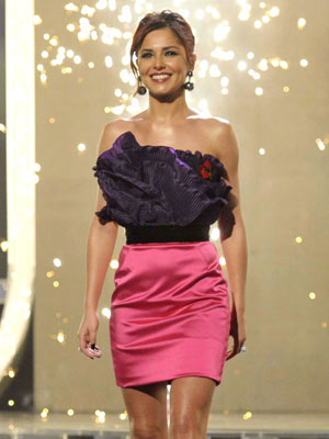 Cheryl Cole | The X Factor | Dress | Style War | Pictures | Photos