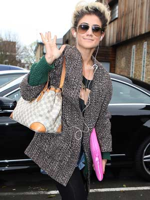 Katie Waissel X Factor Finalists head to the shops | pictures | photos | new |