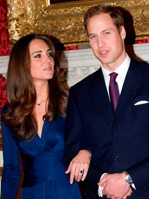 | Pictures | Kate Middleton and Prince William | a Queen in waiting